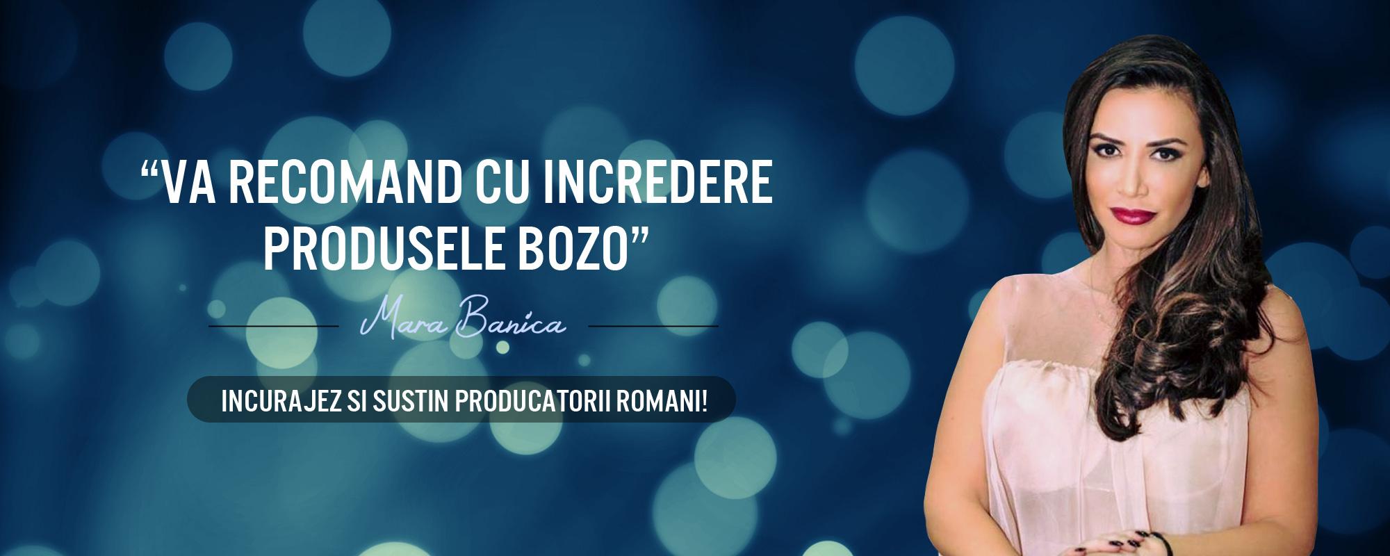 Bozo Air Fresh - Mara Banica Va recomand cu incredere produsele Bozo