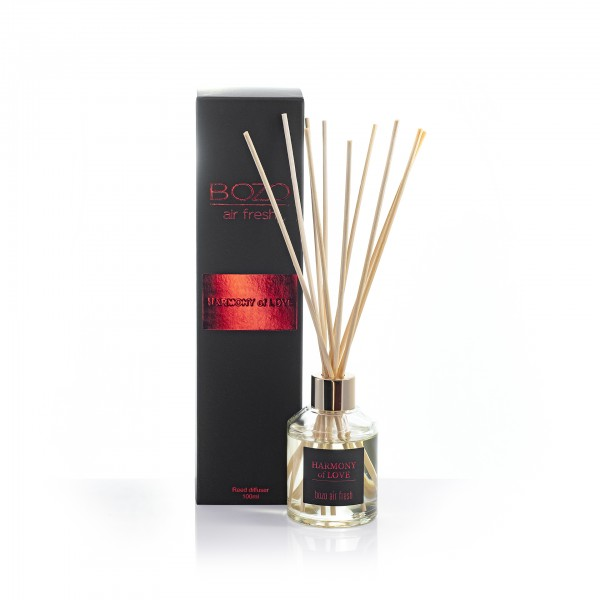 Bozo Reed Diffuser - Harmony of Love 100ml