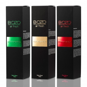 Pachet PROMO - Bozo Reed Diffusers