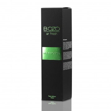 Bozo Reed Diffuser - Wild Bergamote  100ml