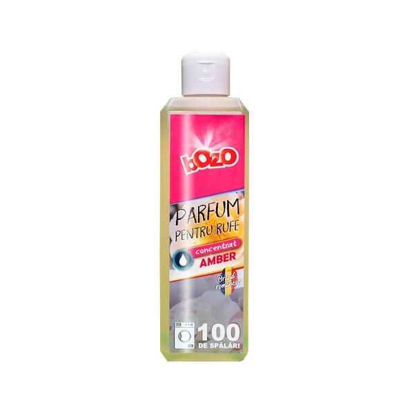 Bozo Amber - Parfum concentrat pentru rufe 250g
