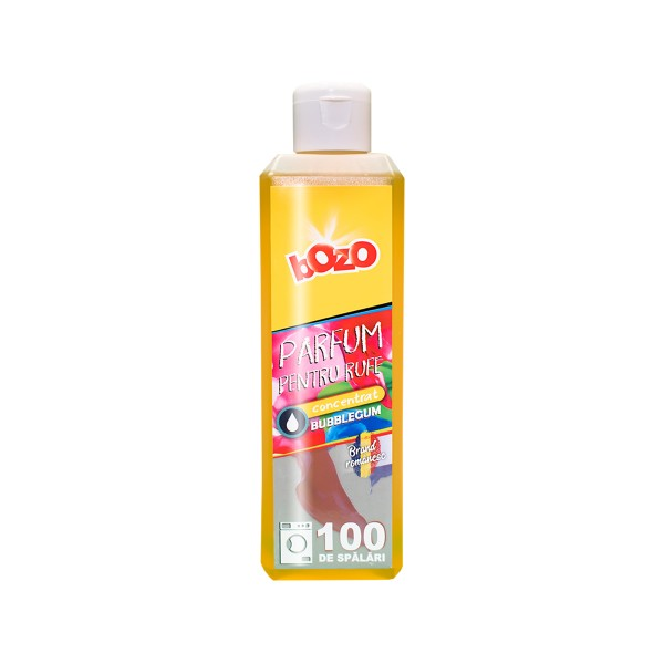 Bozo Bubblegum - Parfum concentrat pentru rufe 250g - BOZO Air Fresh