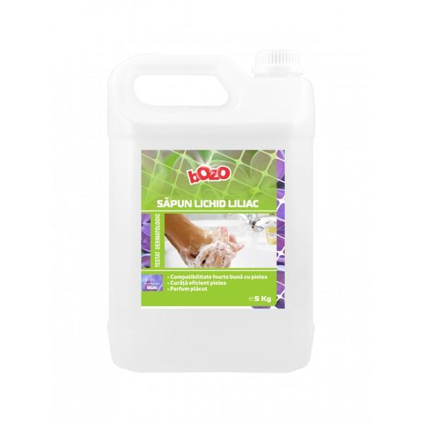 Sapun lichid Liliac 5kg