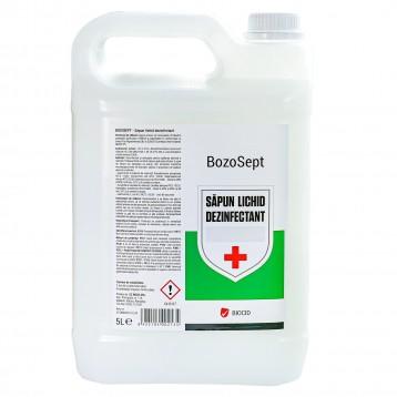 Bozosept - Sapun lichid dezinfectant 5L