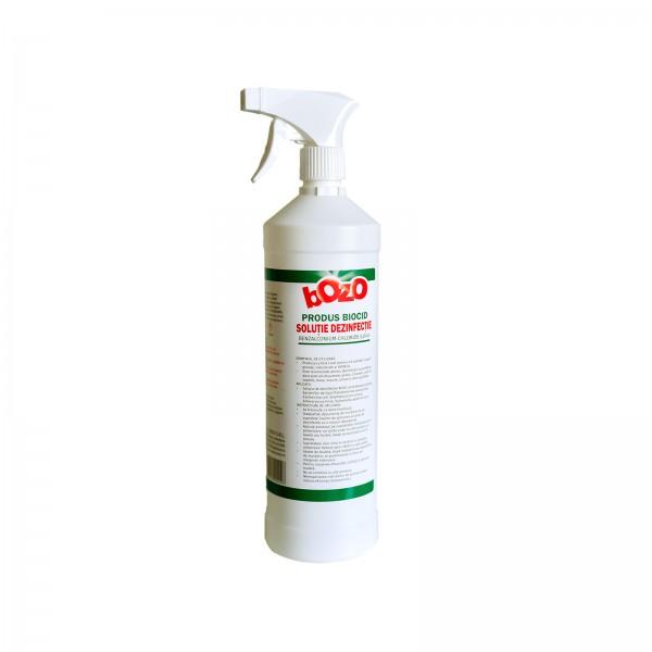 Soluție dezinfecție - Biocid BOZO 1L