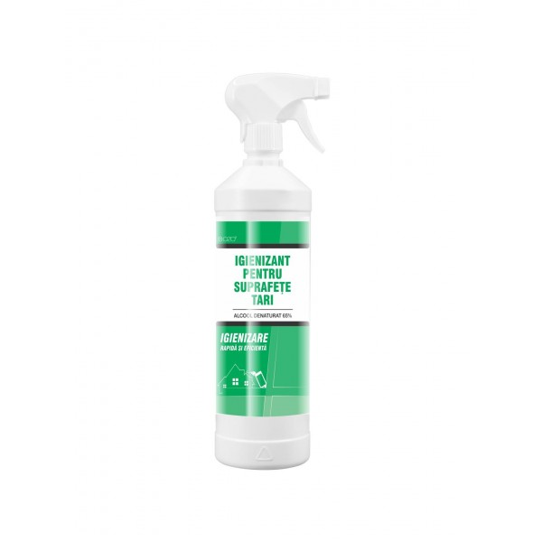 Igienizant pentru suprafete tari 1L