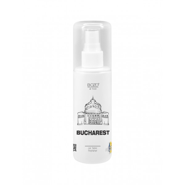 Parfum auto - Bucharest 100g