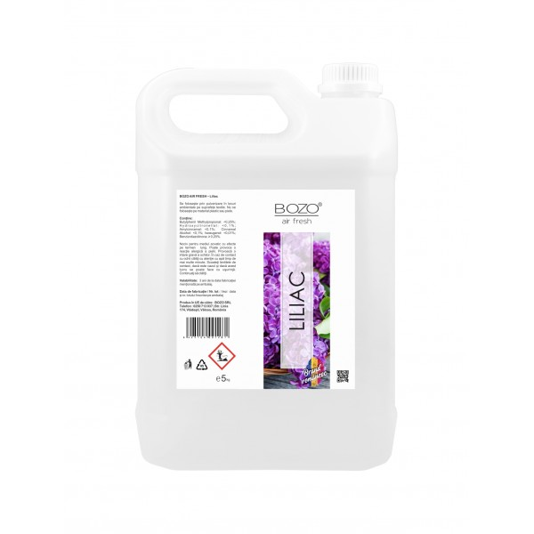 Bozo Air Fresh - Liliac 5kg