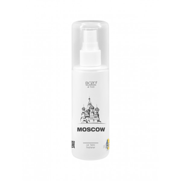 Parfum auto - Moscow 100g