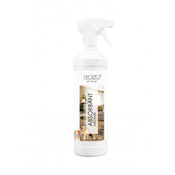 Bozo Air Fresh - Absorbant mirosuri 1kg